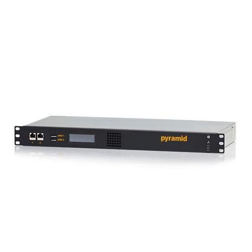 rack-mount PC / Intel® Atom / RJ45 / modular