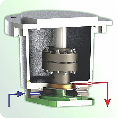 electric motor bellhousing