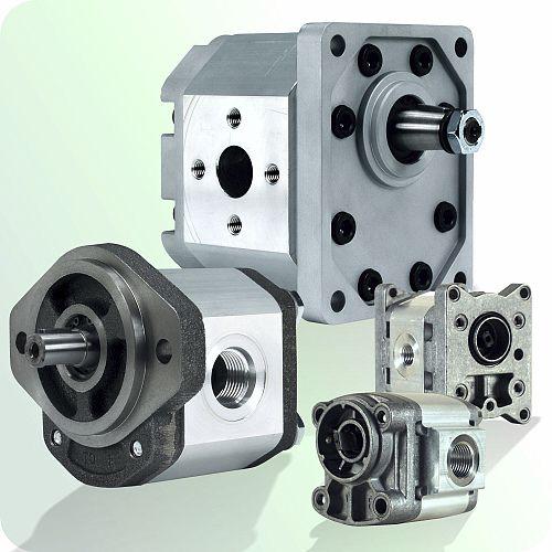 hydraulic gear pump - jbj Techniques Limited