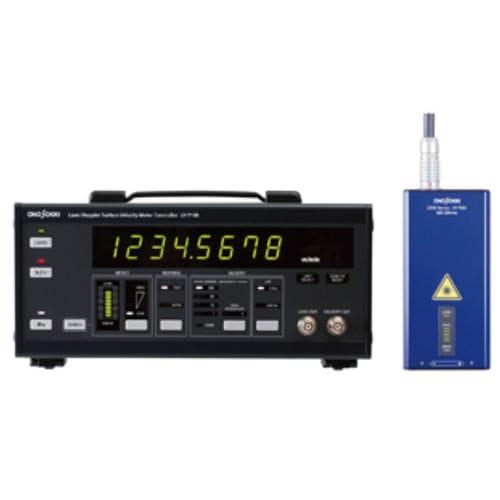 laser surface velocimeter