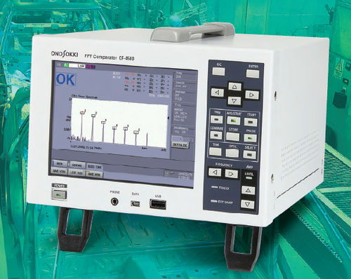 electrical network analyzer / spectrum / benchtop / FFT