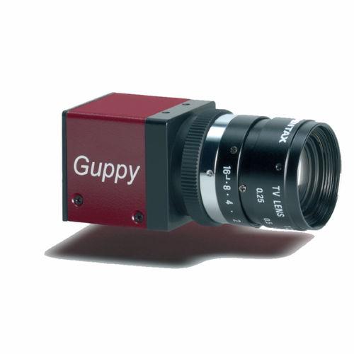 machine vision camera / full-color / monochrome / digital