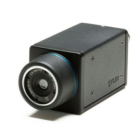 thermal imaging camera / infrared / microbolometer / Power-over-Ethernet