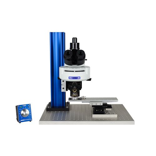 laboratory microscope / optical / upright