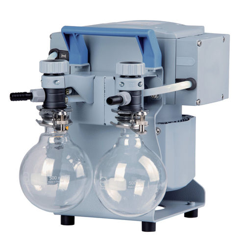 diaphragm vacuum pump / oil-free / single-stage / low-noise level
