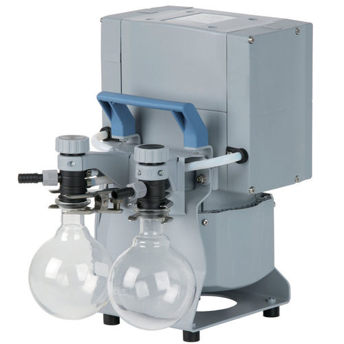 diaphragm vacuum pump / oil-free / single-stage / chemical-resistant