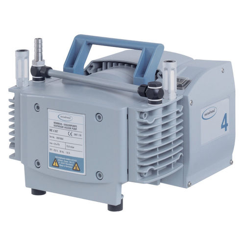 diaphragm vacuum pump / oil-free / single-stage / low-noise level