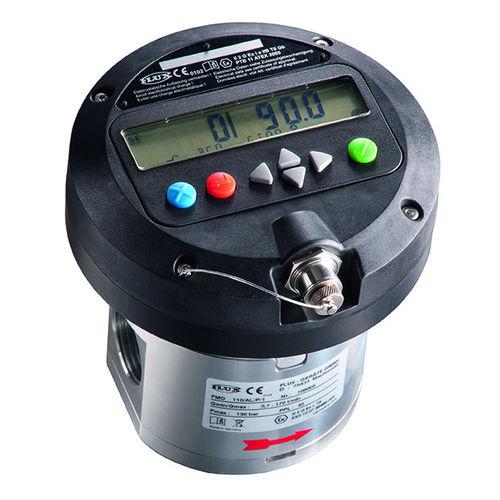 oval gear flow meter