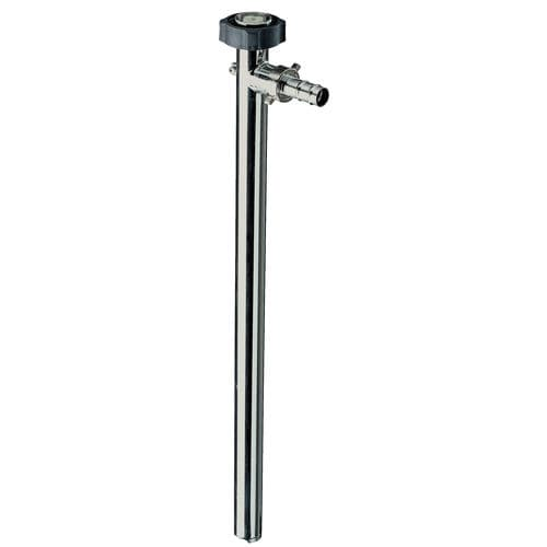 drum pump / water / for chemicals / for food products