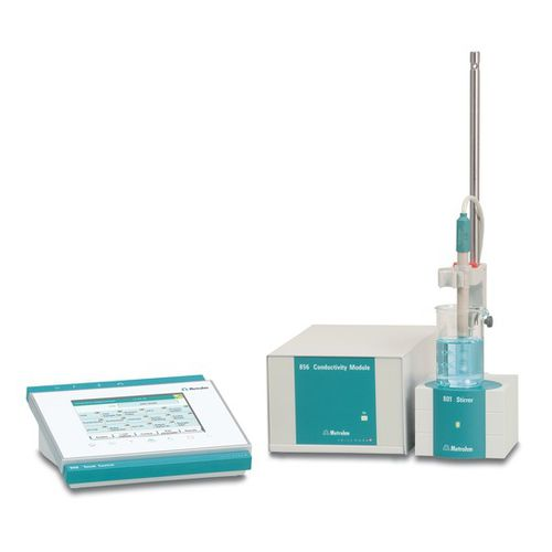 bench-top conductivity meter