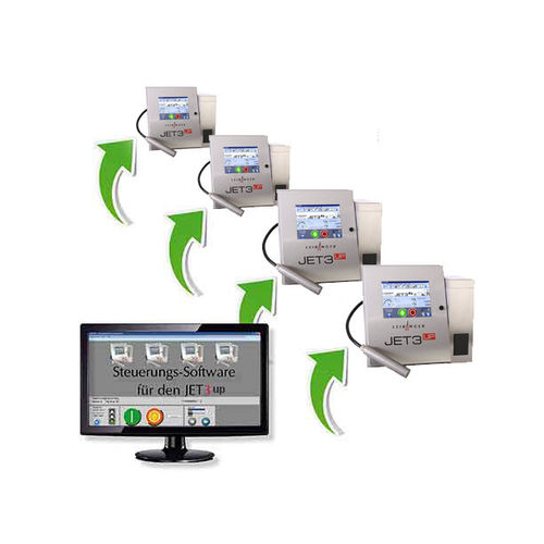 monitoring software / control / printing / centralized