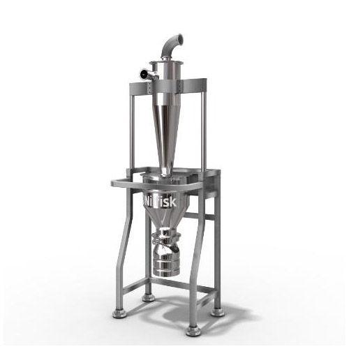 vertical separator / high-performance / filter-less