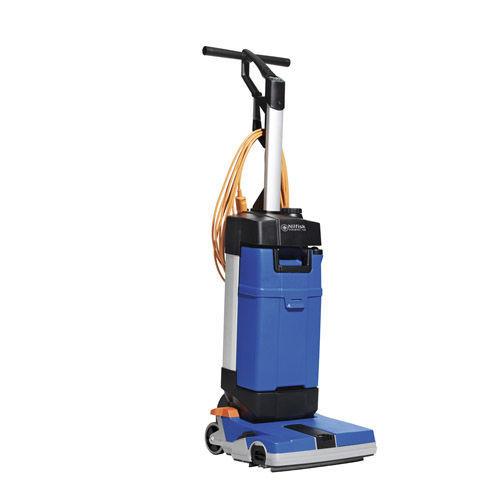 walk-behind scrubber-dryer / electric