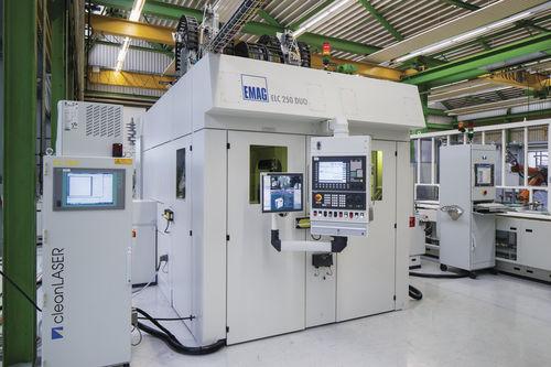 laser welding machine / AC / automatic