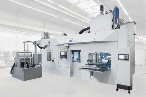 CNC turning center / vertical / 3-axis / milling