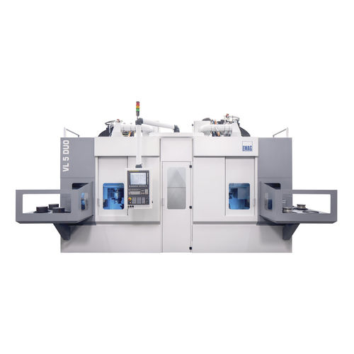 double-spindle turning center
