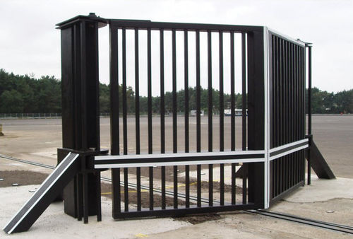 rotating gate / high-security