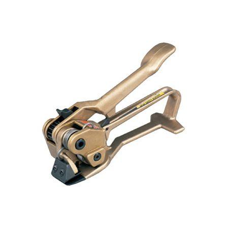 manual strap tensioner