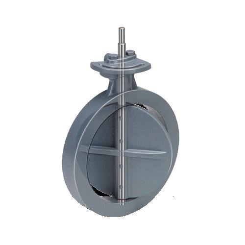 butterfly valve / flow control / for gas / for air