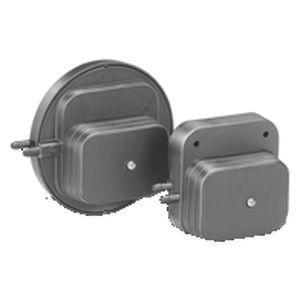 air pressure switch / diaphragm / industrial