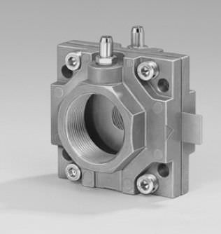 differential pressure flow measurement orifice plate