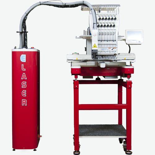 fiber optic laser system