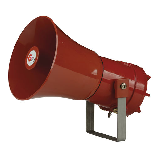 explosion-proof alarm sounder - E2S Warning Signals