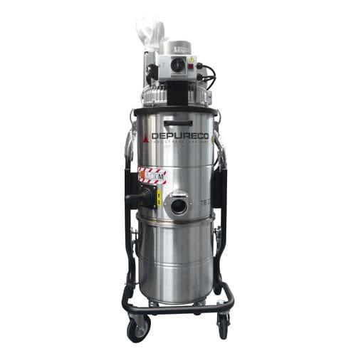 industrial vacuum cleaner - DEPURECO INDUSTRIAL VACUUMS