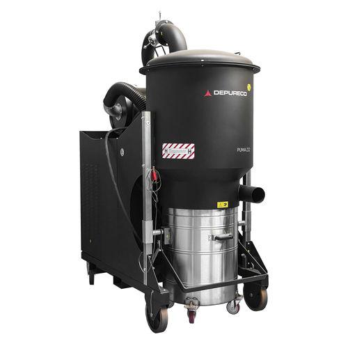 vacuum cleaner for the food industry - DEPURECO INDUSTRIAL VACUUMS