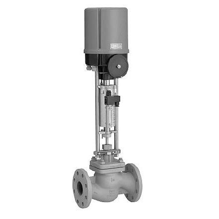 globe valve / regulating / for steam