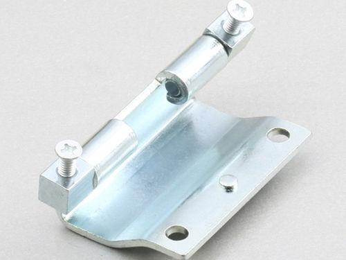 steel hinge / concealed / screw-in / 120°