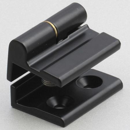 zinc hinge / concealed / screw-in / 180°