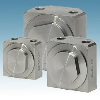 pneumatic vibrator / for bulk materials / transport / for powders