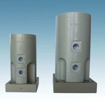 pneumatic vibrator / for hoppers / for silos / for containers