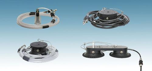 vacuum clamp / high-speed