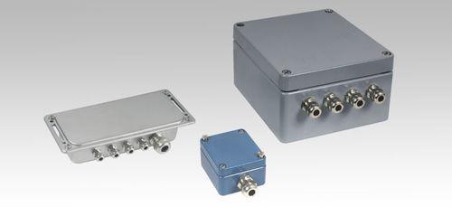surface mounted junction box / ATEX / IP66 / aluminum