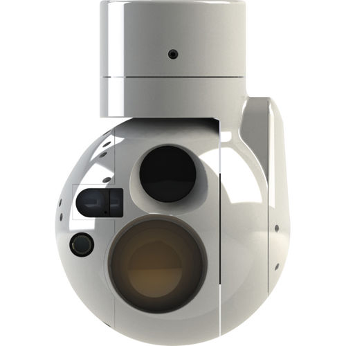 2-axis gyro-stabilized turret