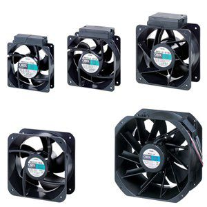 PC fan / axial / cooling / duct