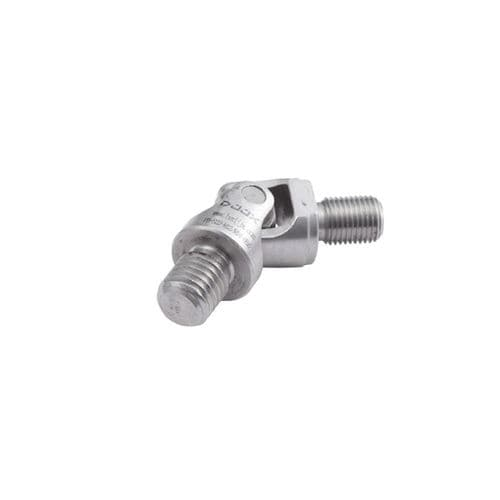 single universal joint / steel / for hydraulic control systems