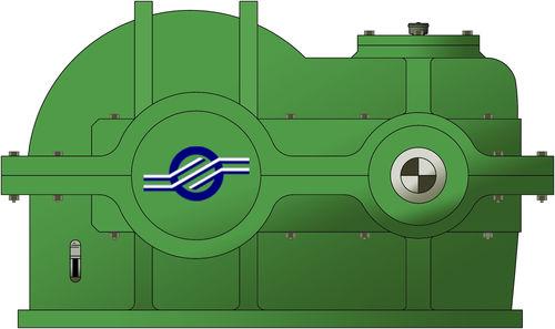 helical gear reducer-multiplier / parallel-shaft / high-speed / generator