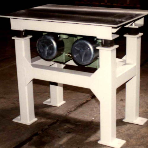 compact vibrating table