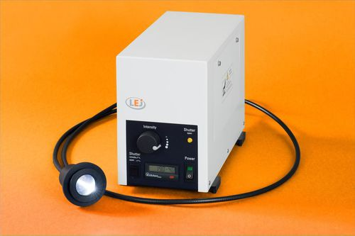 mercury vapor lamp light source / visible / UV / compact