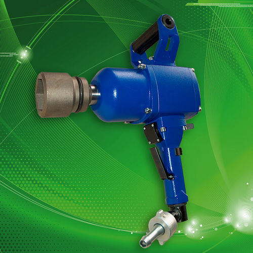 pneumatic impact wrench