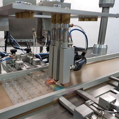 cosmetic scrub production machine