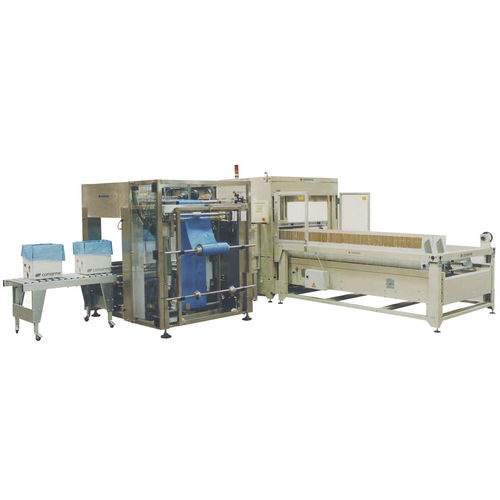 case packaging line