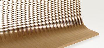 cardboard honeycomb