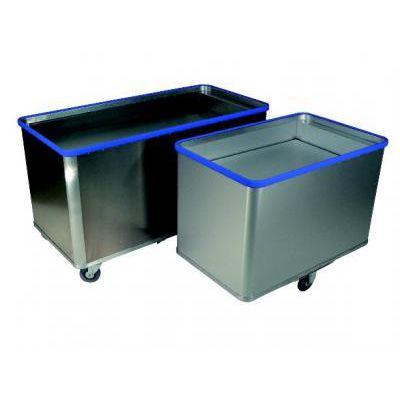 transport cart / aluminum / multipurpose / with swivel casters