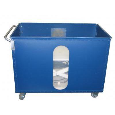 transport cart / plastic / multipurpose / with swivel casters
