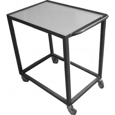 service cart / steel / platform / multipurpose
