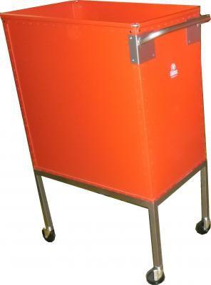 transport cart / steel / multipurpose / custom